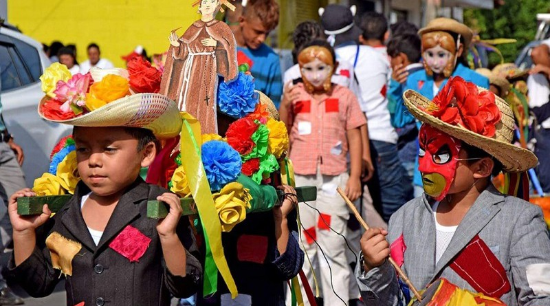 Carnaval en Chinandega