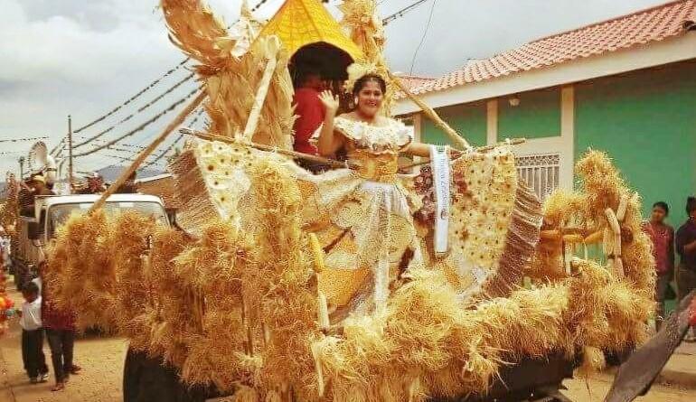 En la feria del maíz, Jalapa