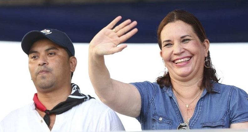Alcaldesa y alcalde de Ticuantepe. Así lo rige la a Ley 50-50 que establece la igualdad de géneros en la lista de candidatos para cargos de elección popular
