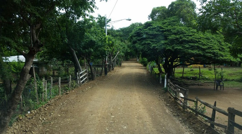 Mantenimiento de 7 km de camino tramo San Rafael del Valle – Miravalle– Torovenado - Ojochal en San Juan del Sur