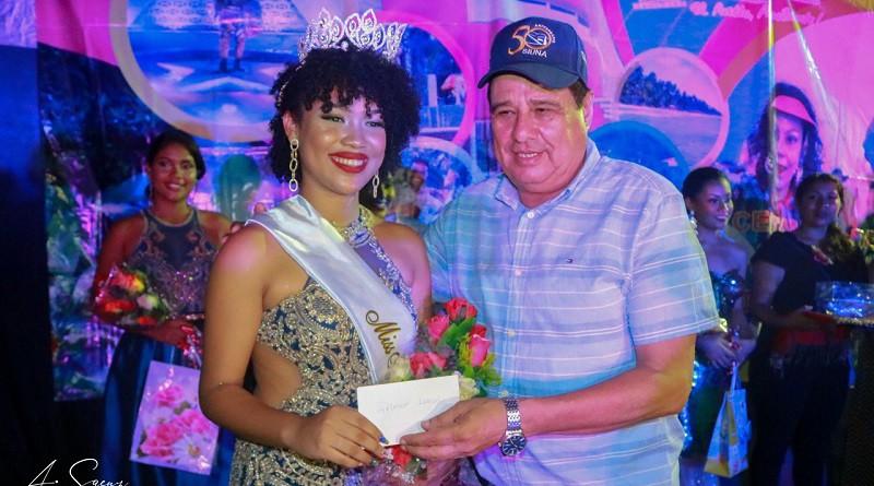 Anery Lampson de Bonanza Miss Triangulo Minero