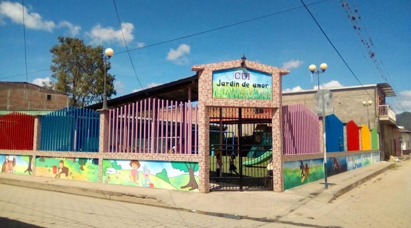 Centro de Desarrollo Infantil de El Jícaro