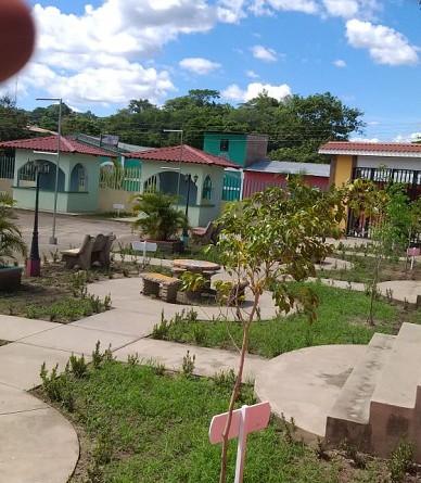 Parque de ferias en El Jícaro