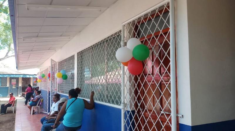 Ampliación con dos aulas en la escuela Rosa María Martínez en Chinandega