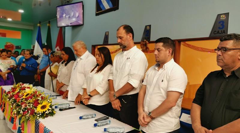 Momento de oración, invocación al Altísimo hecha por el pastor Allan Bermúdez