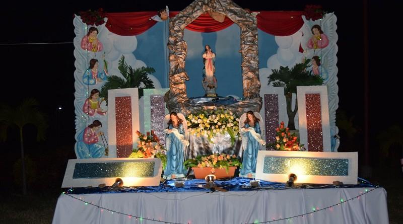 Altar de Achuapa