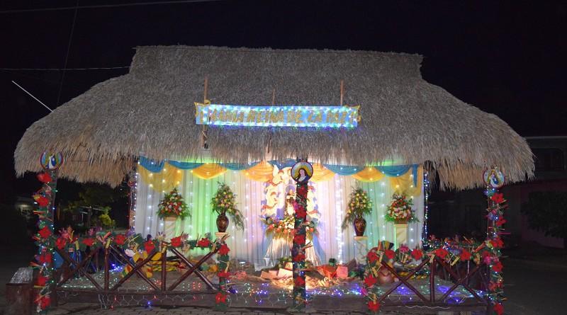 En el departamento de León, ya se seleccionó el mejor altar en el que resultó ganador el municipio Malpaisillo-Larreynaga