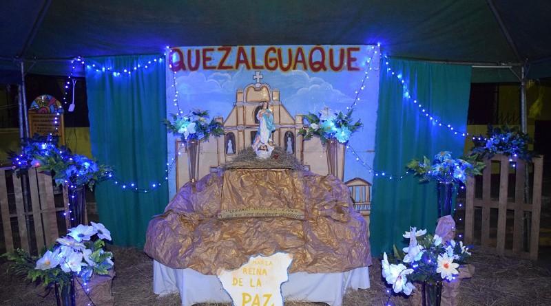 Altar de Quezalguaque