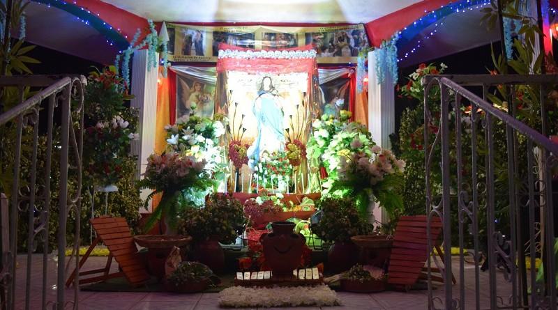 Altar de Telica