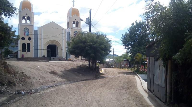 Quince calles se rehabilitaron en Condega.