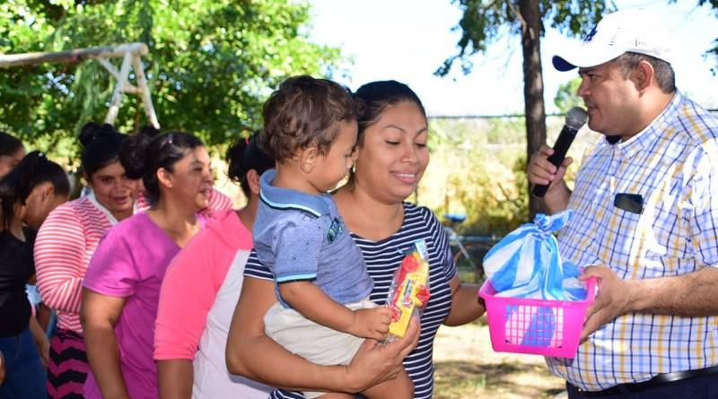 En La comunidad San Gabriel, Nagarote