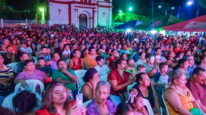 En Chichigalpa encuentro con madres de  héroes y mártires