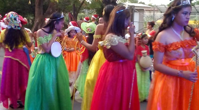 Carnaval en Telica