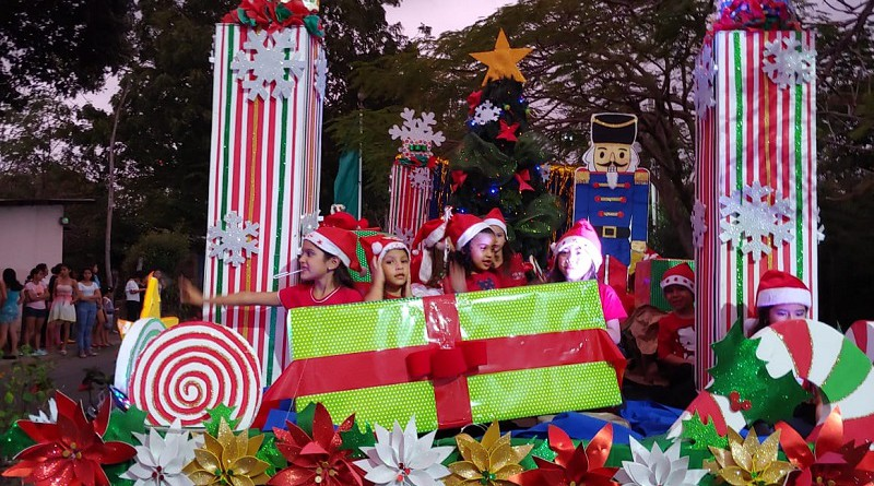 Carnaval en Teustepe.