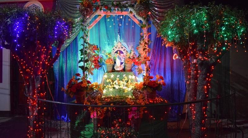 Altar Santa Rosa del Peñon