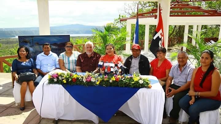 Representantes de Marena,  Intur y de alcaldías de de Masaya, Nindirí, Niquinomo, Nadasmo, LaConcencpción y Masatepe, dieron a conocer los nuevos paquetes turísticos que se ofrecen en el Parque Nacional Volcán Masaya.