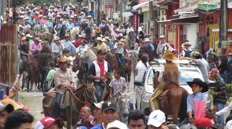 Lanzamiento del programa agropecuario en Juigalpa