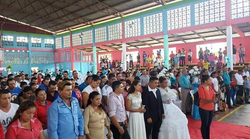 Gobiernos locales y juzgados civiles promueven bodas en el día del amor