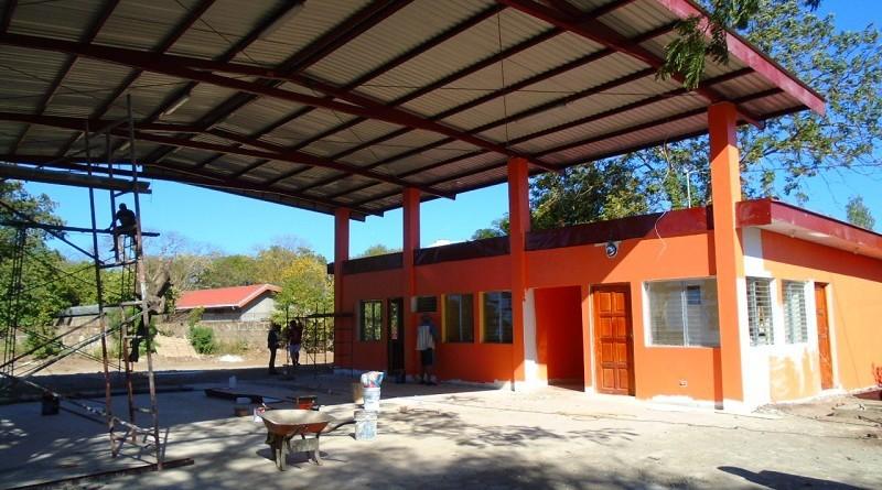 Estación de bomberos La Paz Centro