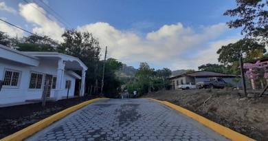 calle en Santa Lucia