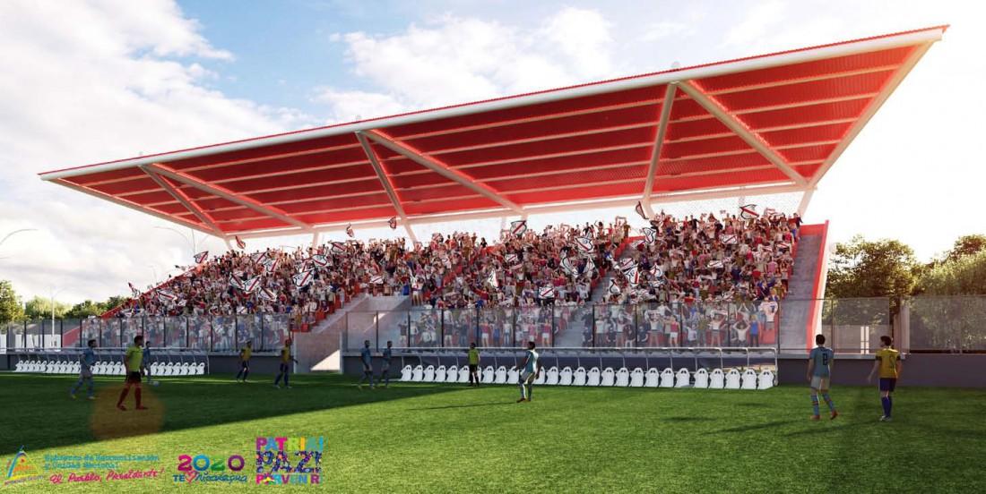 Su capacidad será de 3, 400 espectadores.