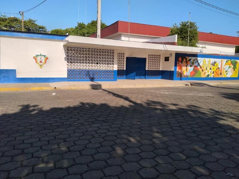 Instituto Miguel Ángel Ortez , fue mejorado