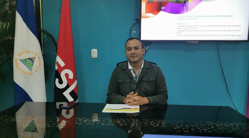 Director general de Inifom, Iván Lacayo