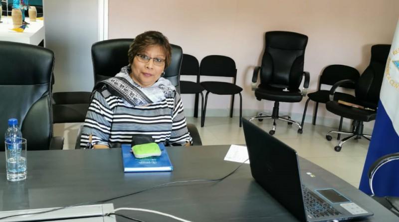 Doctora Martha Reyes, directora de vigilancia para la salud
