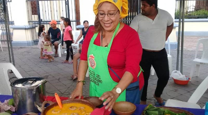 Protagonista del festival sabores de Cuaresma en Granada