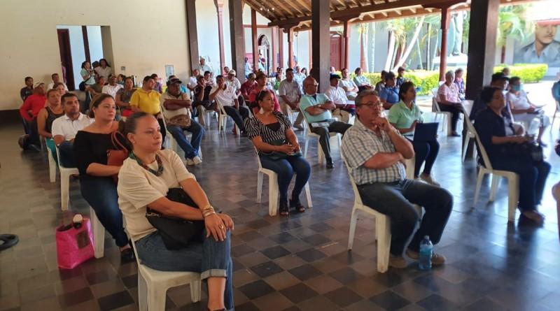 Empresarios de la rama turismo de León