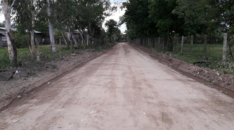 Camino de Ciudad Darío restaurado