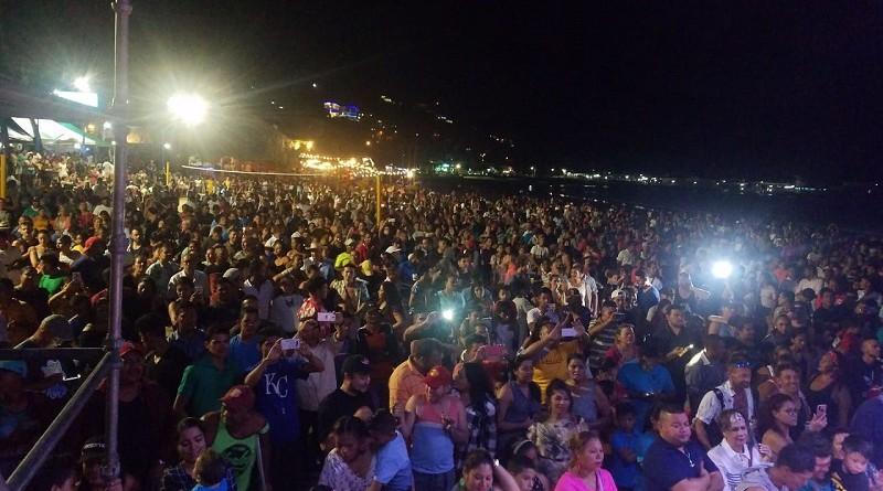 Lanzamiento del Plan Verano en San Juan del Sur