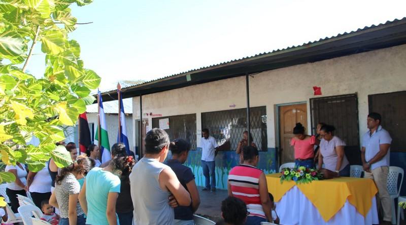 Lanzamiento de la escuela municipal de oficios en San Juan del Sur