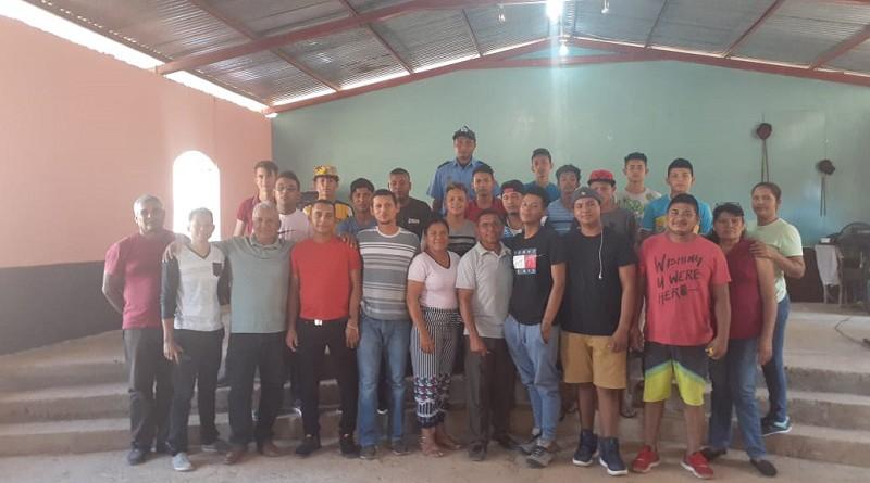 Futuros aprendices de los oficios que impartirá la escuela municipal de Belén
