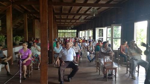 El Castillo: Nuevo Fise y gobierno local presentan avances en la gestión del proyecto de agua y saneamiento a pobladores de la comunidad El Castillo.