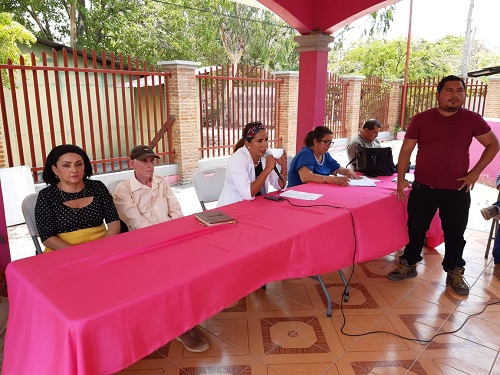 Concejo municipal de Quezalguaque