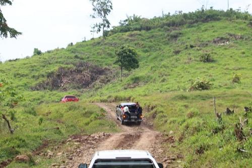 Bluefields: Las familias inauguraron 23 kilómetros de camino de acceso hacia la comunidad  Torsuany.