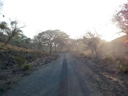 Granada: Mejora en doce kilómetros de caminos rurales en tramos de las comunidades Aguas Agrias – Mecatepe- San Juan del Mombacho- El Guacucal – y Casa de Tejas.