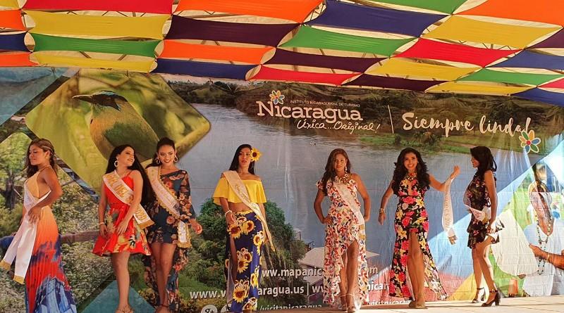 Jovenes del los municipios de Managua