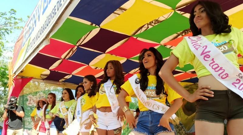 Jóvenes en concurso  para ir a la justa nacional Verano 2020 el 9 de abril