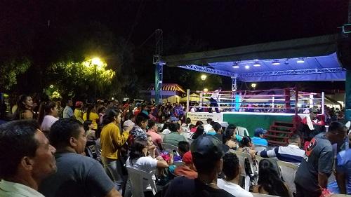Estelí:Velada boxistica Estelí vrs Río San Juan