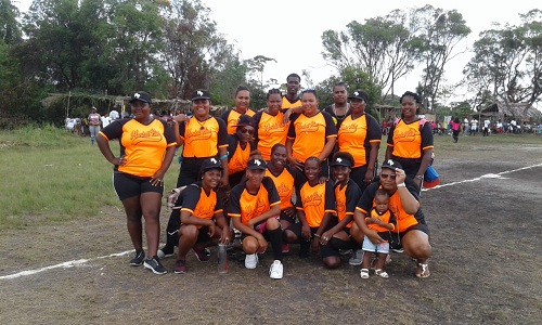 Laguna de Perlas:Torneo de soft boll femenino en la comunidad Raitipura