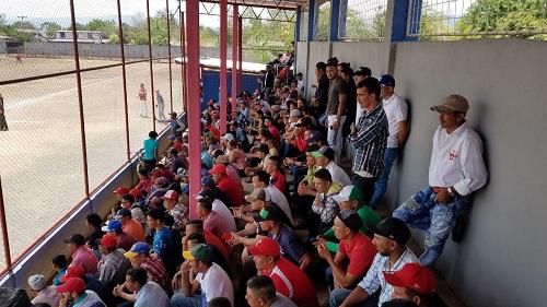 Teustepe: Gran final entre los equipos El Caracol y La Cuesta del Rosario, este último fue el triunfador