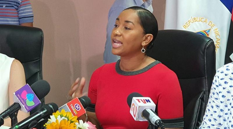 Co-directora de Intur, Anascha Campbell