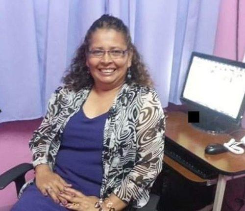 Vice-alcaldesa Maríanela Gutiérrez