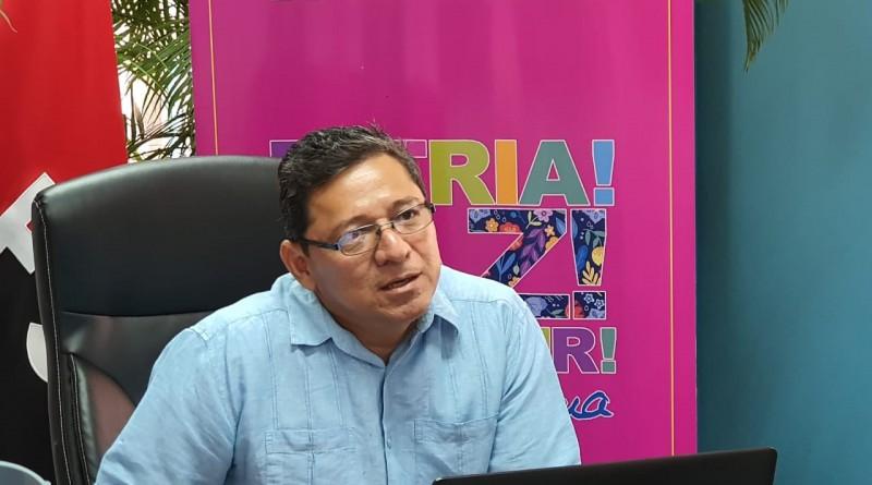 Doctor Enrique Beteta , vice ministro de salud