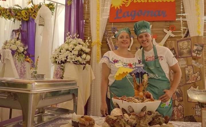 La sopa Lagomar con productos marinos y lacustres obtuvo el segundo lugar