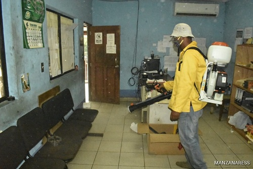 En la escuela municipal de oficios de Ciudad Sandino