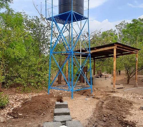 Mejoramiento de Sistema de agua potable,Villa El Carmen.