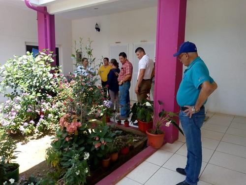 La alcaldía de Nueva Guinea entregó al municipio una casa con todas las condiciones, para atender aquellos adultos mayores que padecen enfermedades que necesitan de una atención especializada.